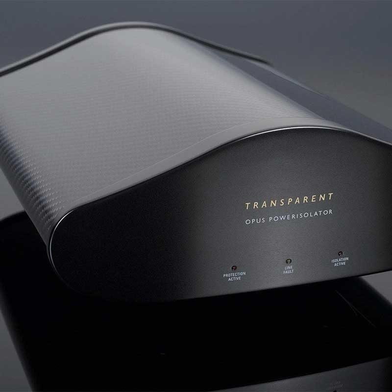Transparent Opus Powerisolator power conditioner The Audio Experience